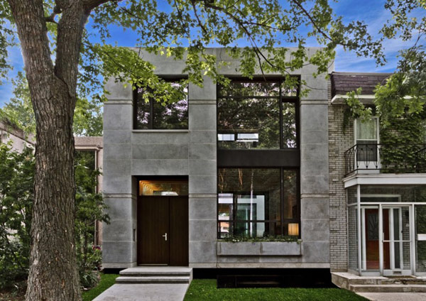 Sustainable Residence in Montreal 1