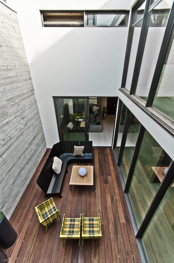 Sustainable Residence in Montreal 4