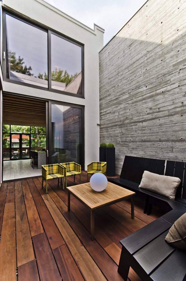 Sustainable Residence in Montreal 5