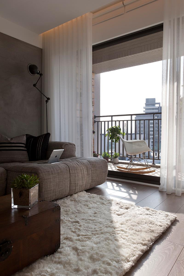 23 Simple And Beautiful Apartment Decorating Ideas: Modern Apartment In Taiwan Exudes Inspiring Form And Freshness