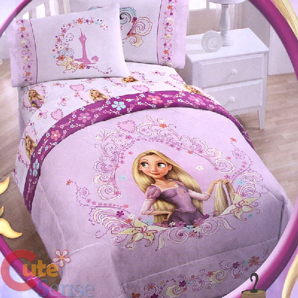 Get tangled in some Rapunzel magic and the rest. Girls Bedding  30 Princess and Fairytale Inspired Sheets