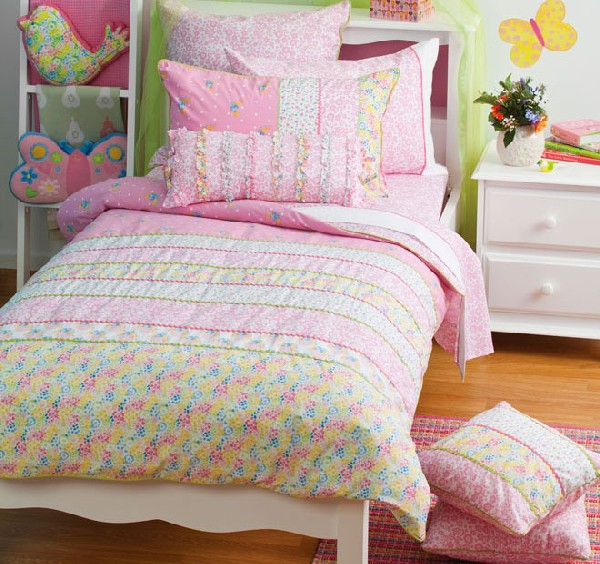 Thumbelina single bed sheet set for the tiny ones