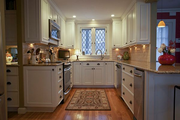 Kitchen remodel 101 stunning ideas for your kitchen design for Kitchen reno design