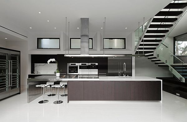 Kitchen remodel 101 stunning ideas for your kitchen design for Sleek modern kitchen ideas