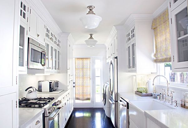 Small white kitchen designs home decor and interior design for Small white kitchen ideas