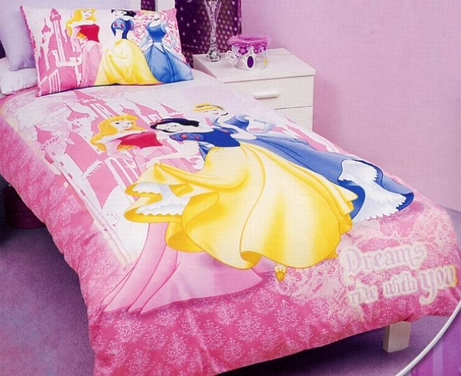 Wonderful 'Dreams ride with you' Bedding Set from Disney