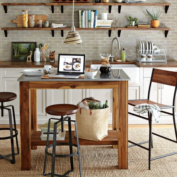 Modern Kitchen Bar Stools Kitchen Islands With Table: 20 Modern Kitchen Stools For An Exquisite Meal