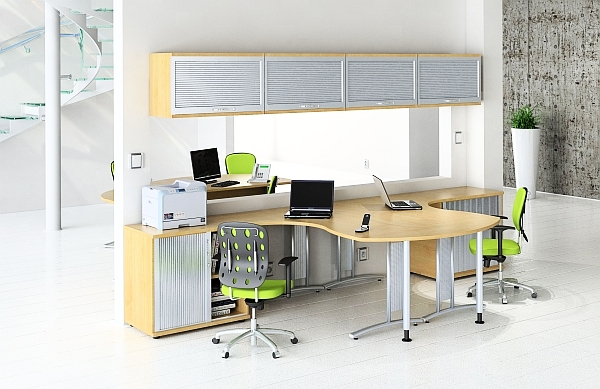 Admirable 24 Minimalist Home Office Design Ideas For A Trendy Working Space Largest Home Design Picture Inspirations Pitcheantrous