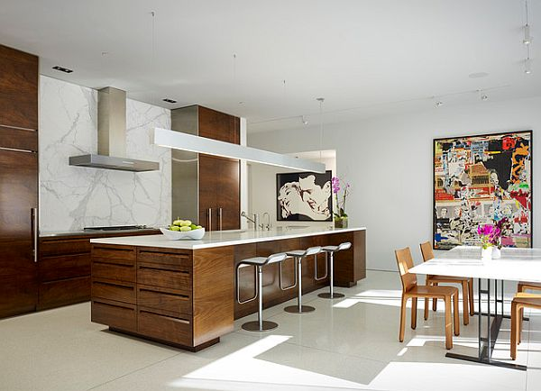 Kitchen remodel 101 stunning ideas for your kitchen design for Paintings for kitchen area