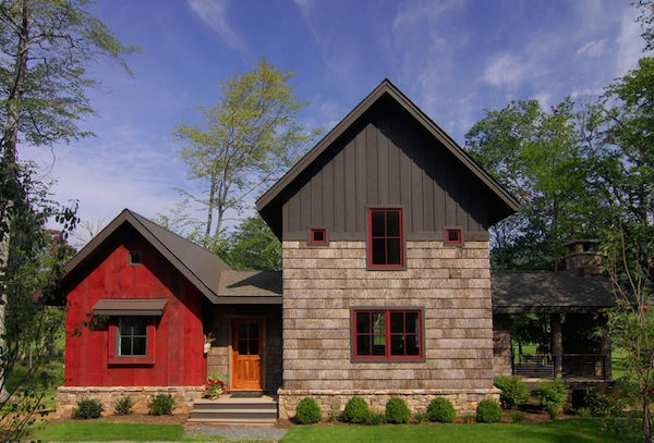 autumn exterior colors red Updating Your Exterior Home With Autumn Inspired Colors