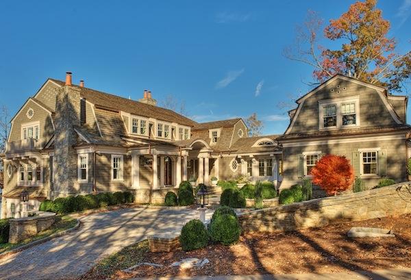 autumn exterior home architecture