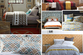 bedding ideas for fall