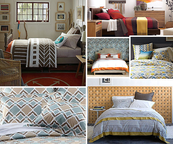 bedding ideas for fall 12 Bedding Designs for Fall