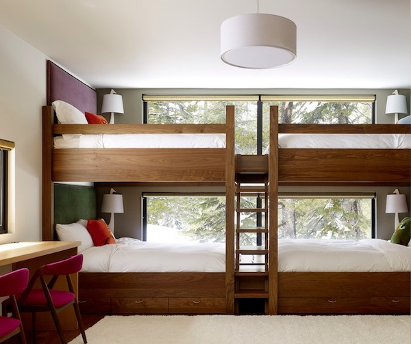 View In Gallery Bunk Bed With Stairs And Ladder