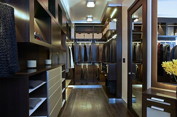 Men Walk In Closet Design Stylish Master Bedroom Design Idea