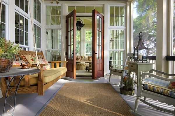 Three easy porch pick me ups for Beautiful veranda designs