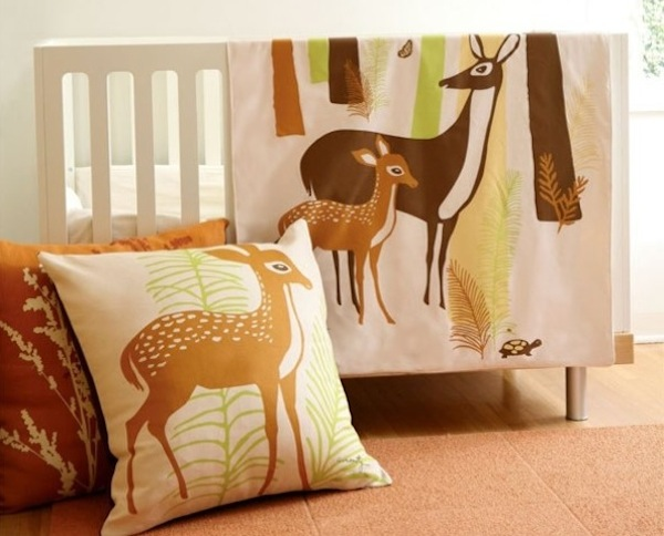 creative nature animal baby bedding
