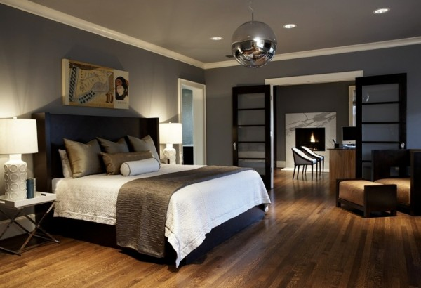 Dark Colored Bedrooms Decor Design Ideas