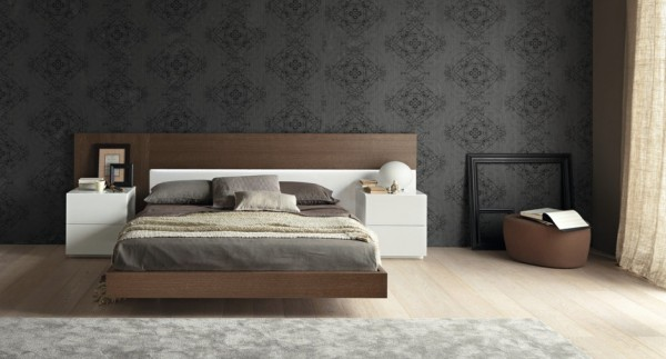 dark wallpaper horizontal bed