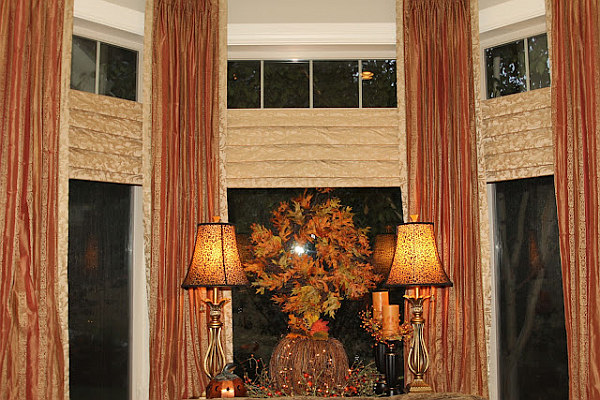 decorating your walls for fall
