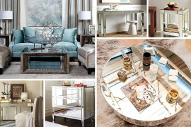 fabulous Mirrored Furniture Ideas