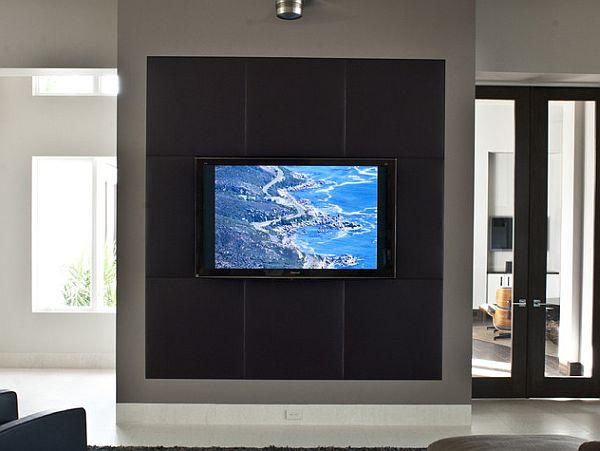 fancy media room design