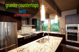 Best Alternatives to Granite Countertops
