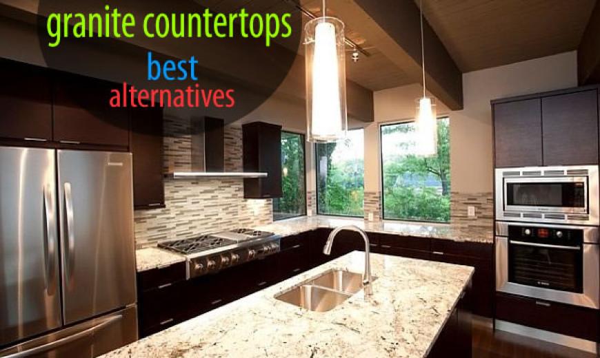 Best Alternatives to Granite Countertops