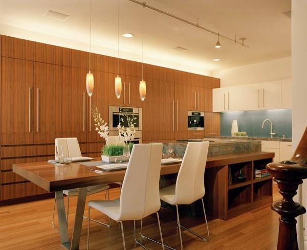 large kitchen creative dining room set