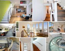 modern handrails