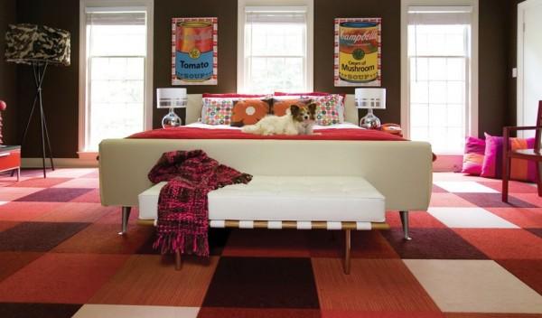 pet throw blanket bedroom