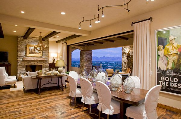 5 easy updates to modernize your home for Updating a traditional dining room