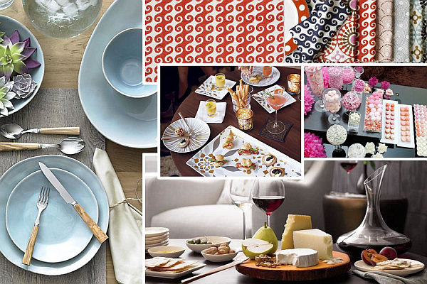 stylish table decor 12 Festive Tabletop Decor Trends