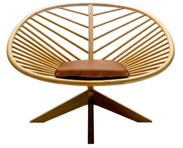 Autumn Inspiration 10 Modern Leaf Inspired Chair Designs