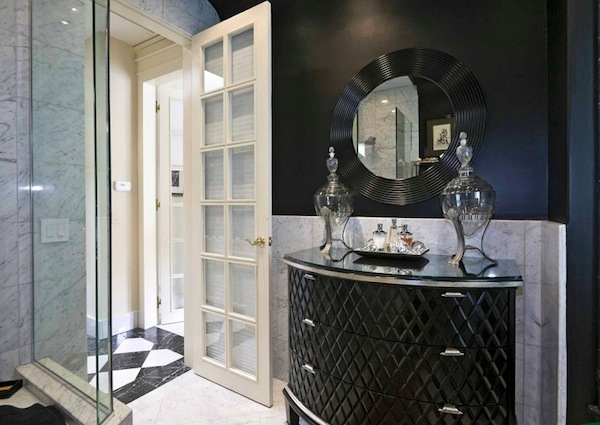 bring an eye catching appeal into your windowless bathroom rh decoist com