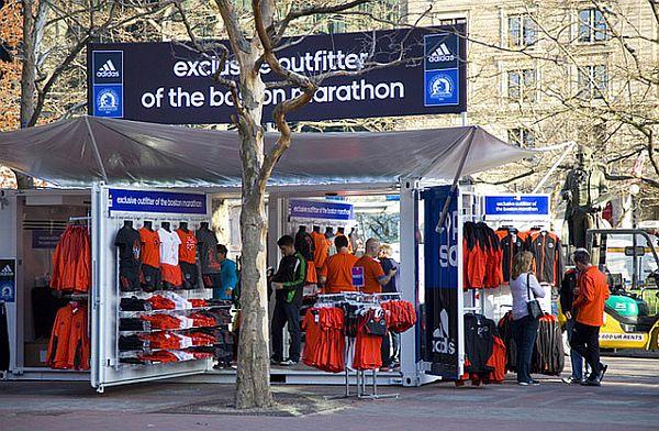 2012 Adidas Boston Marathon