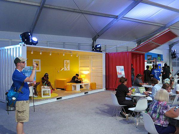 2012 DNC Google – Boxman Studios