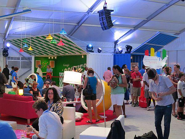 2012 DNC Google in Charlotte