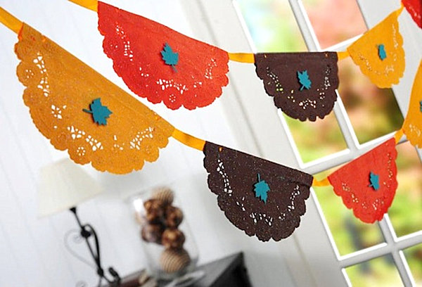Stylish diy thanksgiving crafts