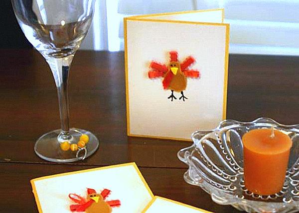 20 Stylish Diy Thanksgiving Crafts
