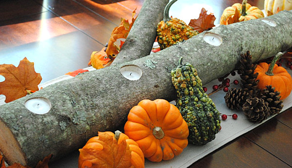 20 stylish diy thanksgiving crafts Thanksgiving table decorations homemade
