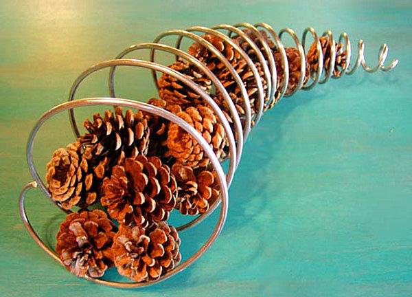 A-wire-coil-cornucopia