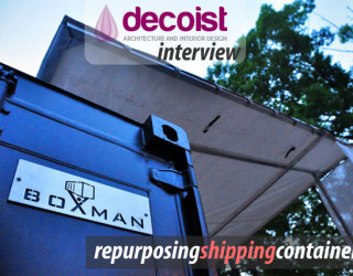 Repurposing Shipping Containers For Fun & Profit: Interview With Boxman Studios