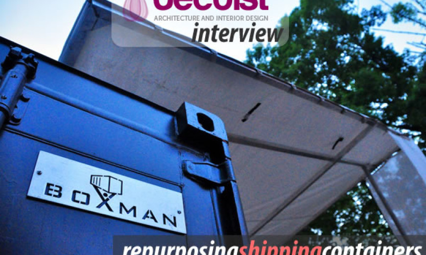 Repurposing Shipping Containers For Fun & Profit: Interview