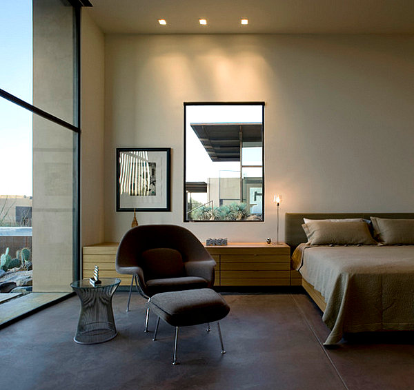 Simple Masculine Bedroom: Back To: 20 Chic Modern Nightstands For A Contemporary Bedroom