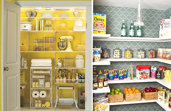 Pantry Design Ideas For Staying Organized In Style Pantry Design Ideas ...