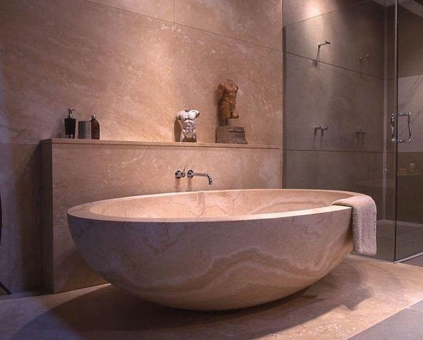 Tinas De Baño Hechas De Cemento:Japanese Bathroom Design Ideas