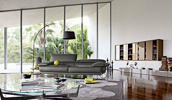 Living Room Inspiration 120 Modern Sofas By Roche Bobois: L'Art De Vivre