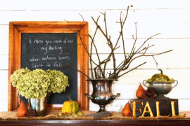 12 Unique Thanksgiving Decoration Ideas