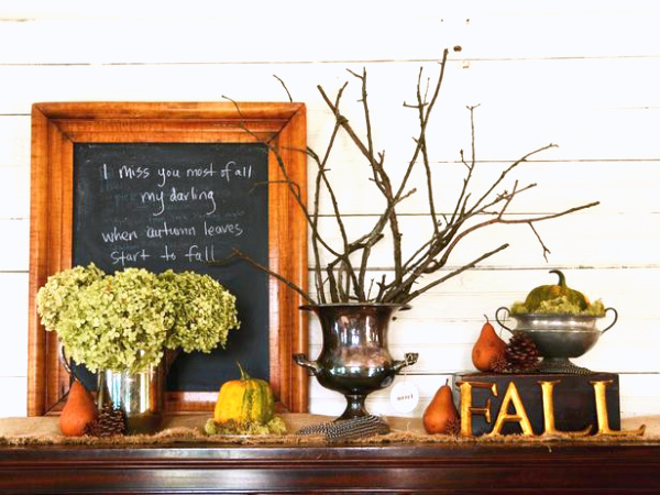Top 5 thanksgiving decorations for your home decorilla How to decorate your house for thanksgiving